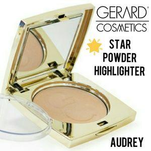 Gerard Cosmetics Star Powder Highlighter - Audrey